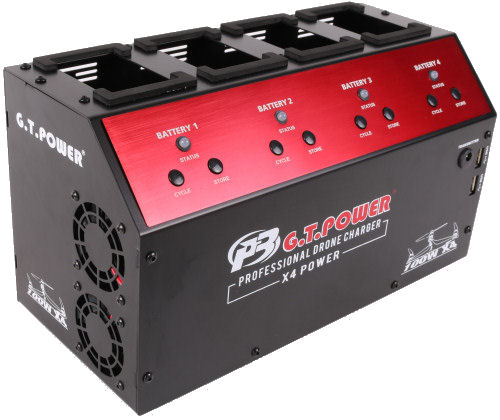G.T. Power X4 P3/P4 charger