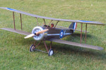 "DB Sport and Scale Sopwith Pup 40 ""E"""
