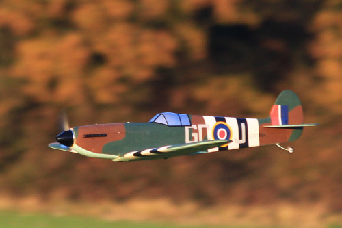 Cambrian Fun Fighters Spitfire