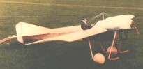 DB Sport and Scale Blackburn 1912 Monoplane