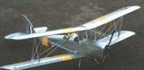 DB Sport & Scale de Havilland Tiger Moth e 48""