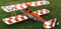DB Sport & Scale de Havilland Tiger Moth 58 Inch