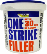 Everbuild One Strike Lightweight Filler