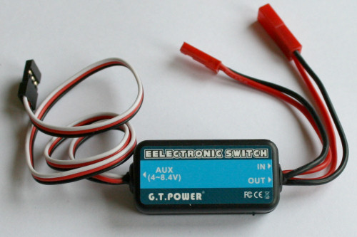 GT Power Electronic Switch