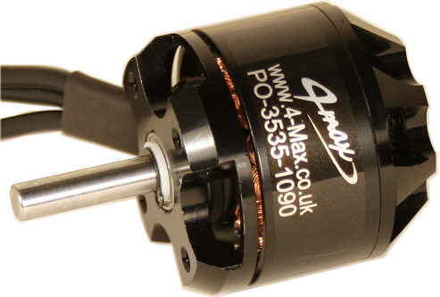 PO-3535-1090 Brushless motor from 4-Max