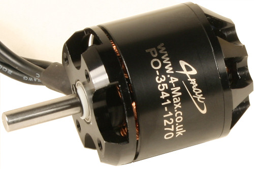 PO-3541-1270 Brushless Motor from 4-Max