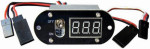 3 in 1 Digital CDI Switch, Heavy Duty Switch and Voltage Display