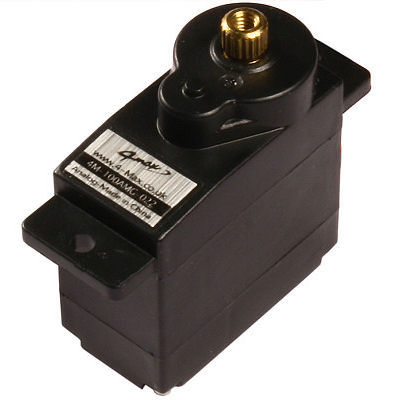 4-Max Micro 10g Analog Metal Geared Metal Gear Servo
