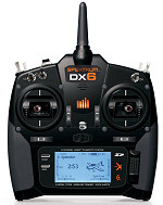 Spektrum DX6 Transmitter